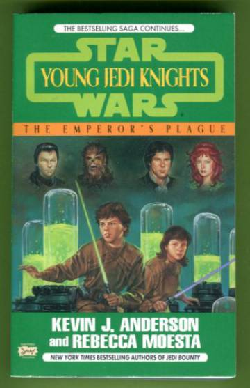 Star Wars - Young Jedi Knights: The Emperor's Plague