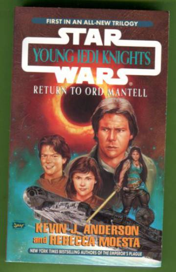 Star Wars - Young Jedi Knights: Return to Ord Mantell