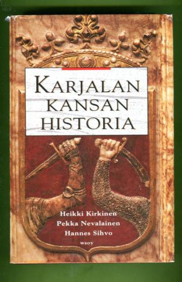 Karjalan kansan historia