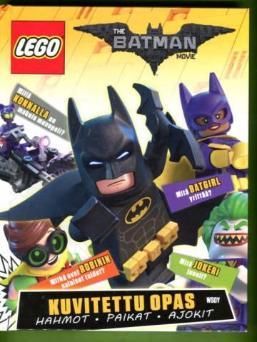 Lego The Batman Movie - Kuvitettu opas