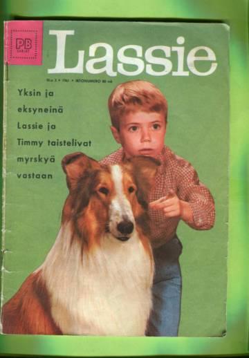 Lassie 3/61