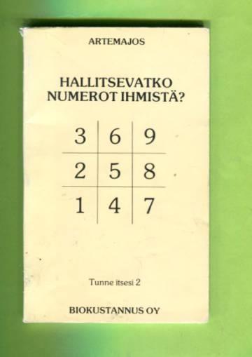 Hallitsevatko numerot ihmistä?