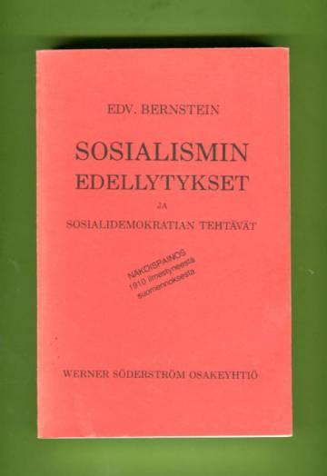 Sosialismin edellytykset ja sosiaalidemokratian tehtävät