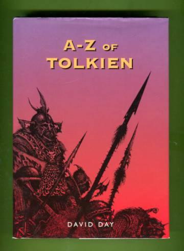 A-Z of Tolkien