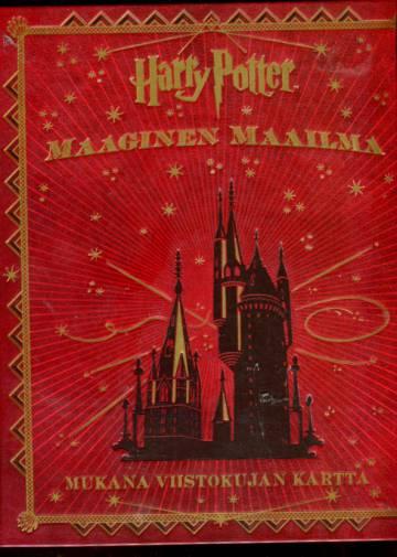 Harry Potter - Maaginen maailma: Tylypahka, Viistokuja ja muut ihmeelliset paikat