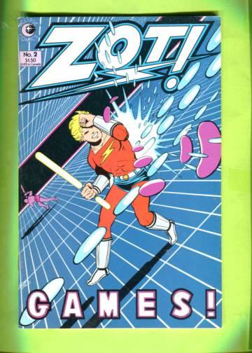 Zot! Vol #2 May 84