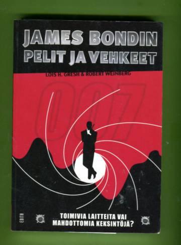 James Bondin pelit ja vehkeet - Toimivia laitteita vai mahdottomia keksintöjä?