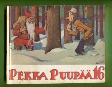 Pekka Puupää 16