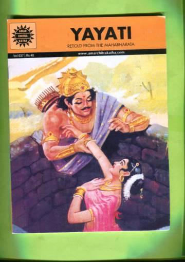 Amar Chitra Katha #637: Yayati - Retold from the Mahabharata