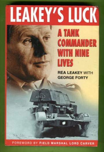 Leakey´s Luck - A Tank Commander with Nine lives