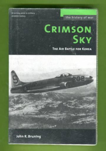 Crimson Sky - The Air Battle for Korea