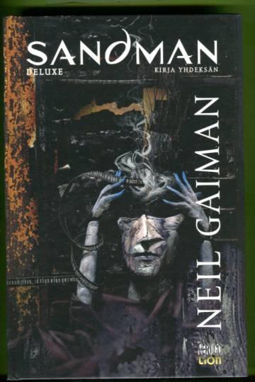 Sandman - Deluxe: Kirja 9 - Hyväntahtoiset