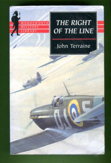 The Right of the Line - The Royal Air Force in the European War 1939-1945