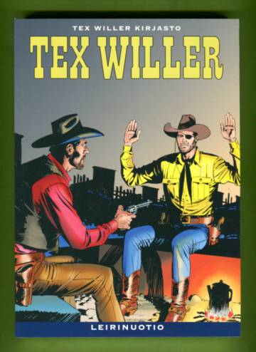 Tex Willer -kirjasto 49 - Leirinuotio