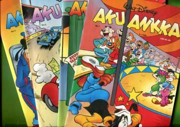 Aku Ankka -vuosikerta 1999  (1-52/99)