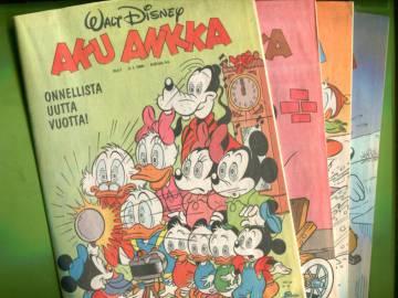 Aku Ankka -vuosikerta 1990 (1-52/90)