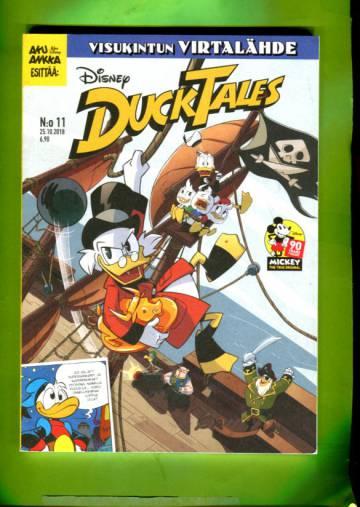 DuckTales 11/18 - Visukintun virtalähde