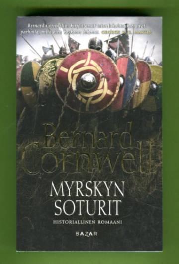 Myrskyn soturit - Historiallinen romaani