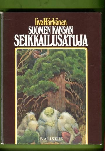 Suomen kansan seikkailusatuja