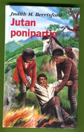 Jutan ponipartio - Tyttöromaani