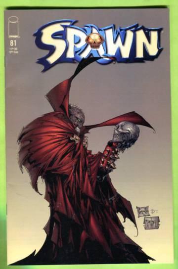 Spawn #81 Mar 99