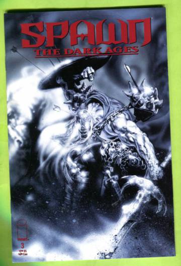 Spawn: The Dark Ages #3 May 99
