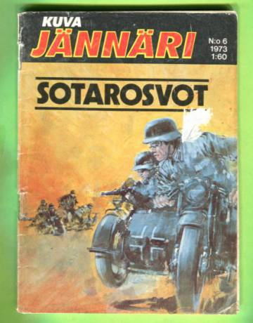 Kuvajännäri 6/73 - Sotarosvot