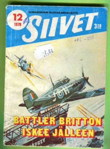 Siivet 12/78 - Battler Britton iskee jälleen