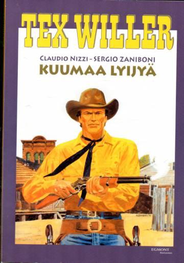 Tex Willer -suuralbumi 15 - Kuumaa lyijyä