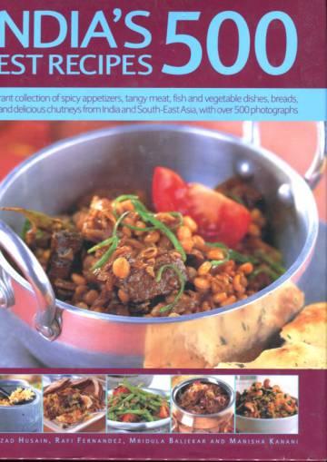 India's 500 Best Recipes