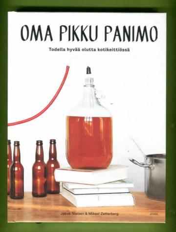 Oma pikku panimo - Todella hyvää olutta kotikeittiössä