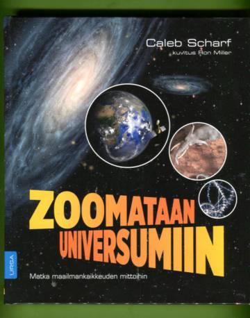 Zoomataan universumiin - Matka maailmankaikkeuden mittoihin