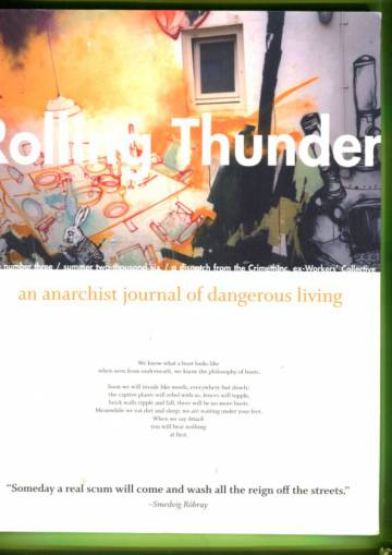 Rolling Thunder Issue 3 Summer 2006