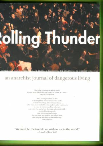 Rolling Thunder Issue 4 Spring 2007