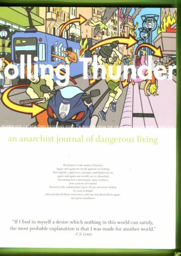 Rolling Thunder Issue 5 Spring 2008
