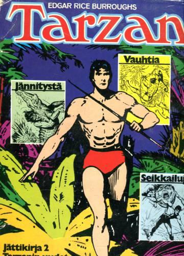 Tarzan - Jättikirja 2