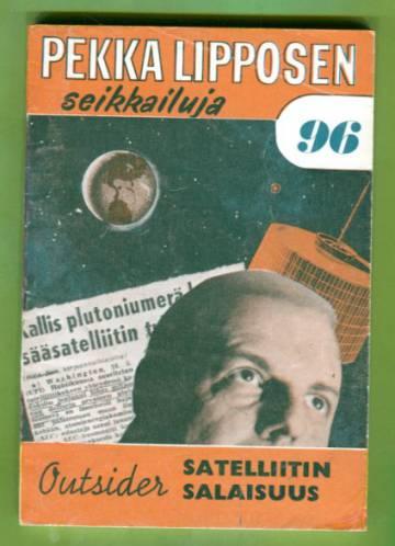 Pekka Lipposen seikkailuja 96 (12/64) - Satelliitin salaisuus