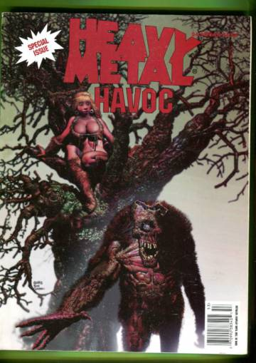 Heavy Metal Havok Vol IX #2 1995