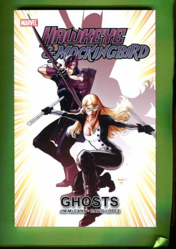 Hawkeye & Mockingbird: Ghosts