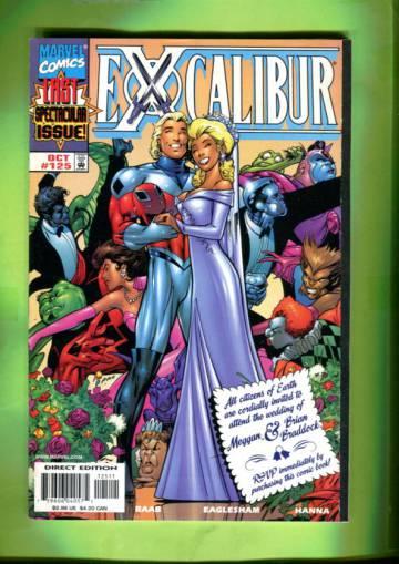 Excalibur Vol 1 #125 Oct 98