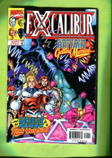 Excalibur Vol 1 #124 Sep 98
