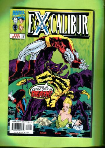 Excalibur Vol 1 #117 Feb 98