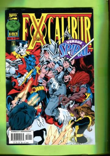 Excalibur Vol 1 #109 May 97