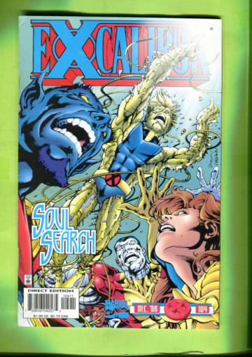Excalibur Vol 1 #104 Dec 96