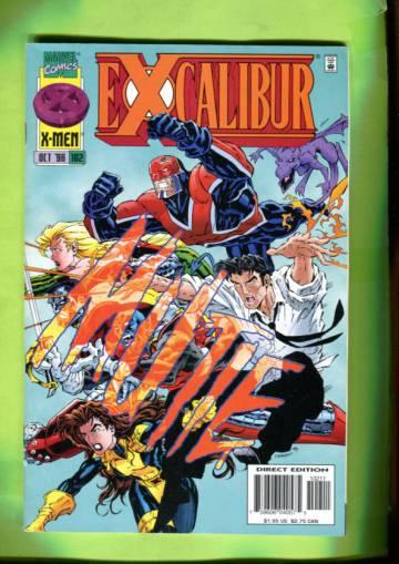 Excalibur Vol 1 #102 Oct 96