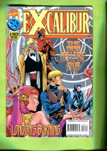 Excalibur Vol 1 #96 Apr 96