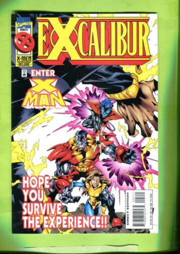 Excalibur Vol 1 #95 Mar 96