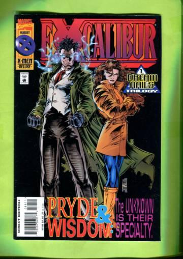 Excalibur Vol 1 #88 Aug 95