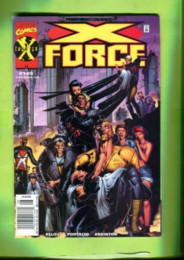 X-Force Vol 1 #105 Sep 00