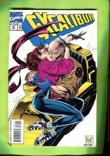 Excalibur Vol 1 #81 Sep 94